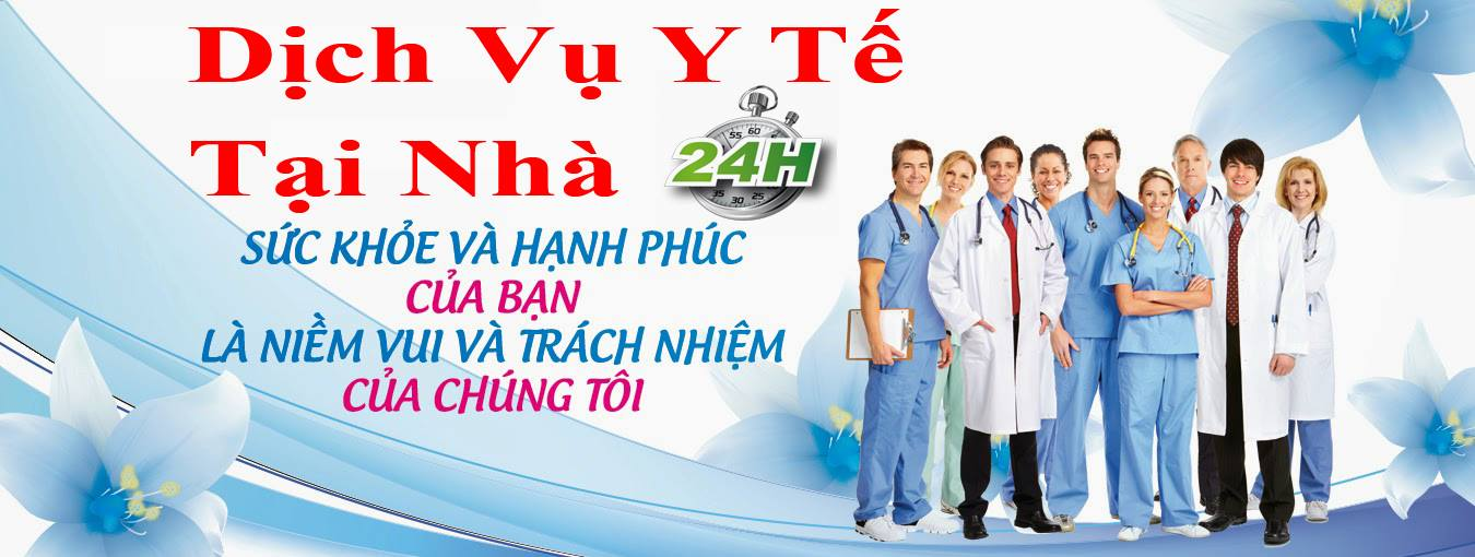 Dịch vụ y tế tại nhà TPHCM - Bác sỹ khám bệnh tại nhà