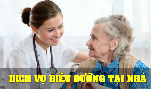 Dịch vụ điều dưỡng tại nhà tphcm