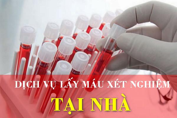 Dịch Vụ Y Tế Tại Nhà Tại Nhà 24H giới thiệu dịch vụ lấy máu xét nghiệm tại nhà khu vực TPHCM