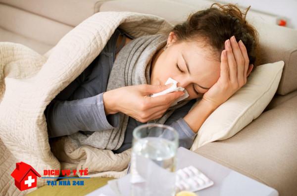 Nhận biết cảm sốt thông thường