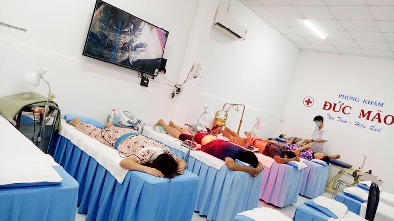 Phòng tập Vật lý trị liệu Phục hồi chức năng Quận Gò Vấp, Quận 12 TPHCM